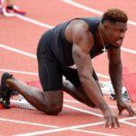 体重108キロのデブ、人生初の100m走を10秒で走りきるwww